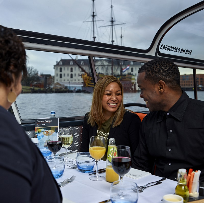 Amsterdam Diner Cruise
