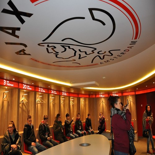 Tour dell'Amsterdam ArenA