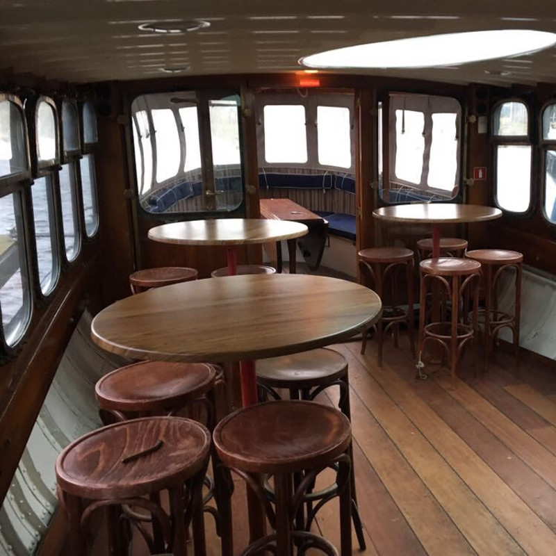 Water Colors Cruise – Premium Saloon Cruise by Kinboat