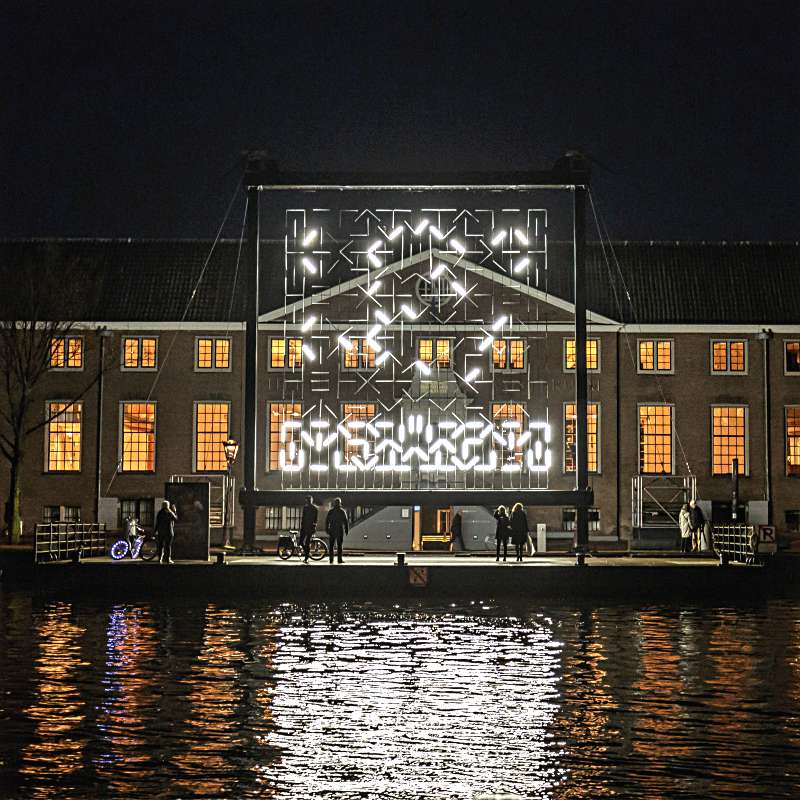 Amsterdam Light Festival Canal Cruise Lovers Canal Cruises